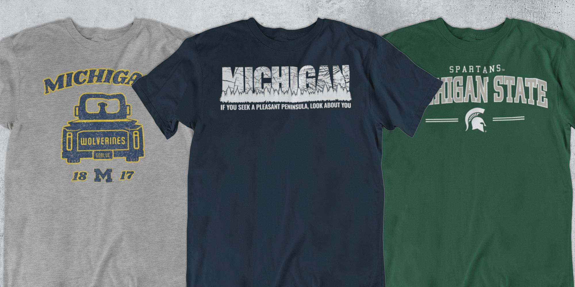 Campus Den Classic sweatshirt.